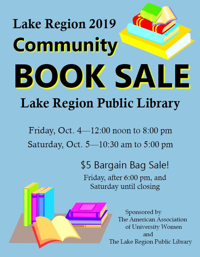Community Book Sale