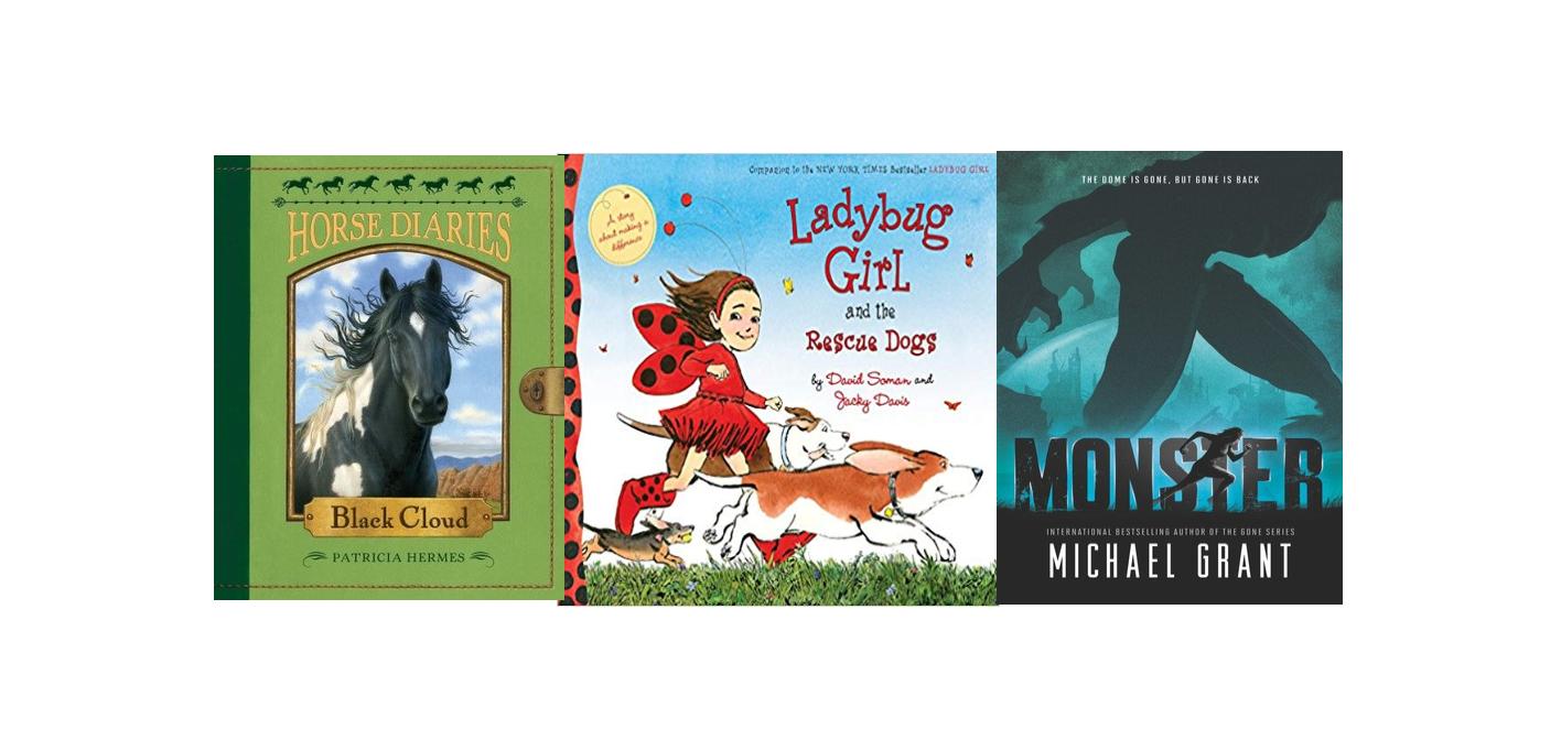 CHILDREN'S BOOKS Dec 3