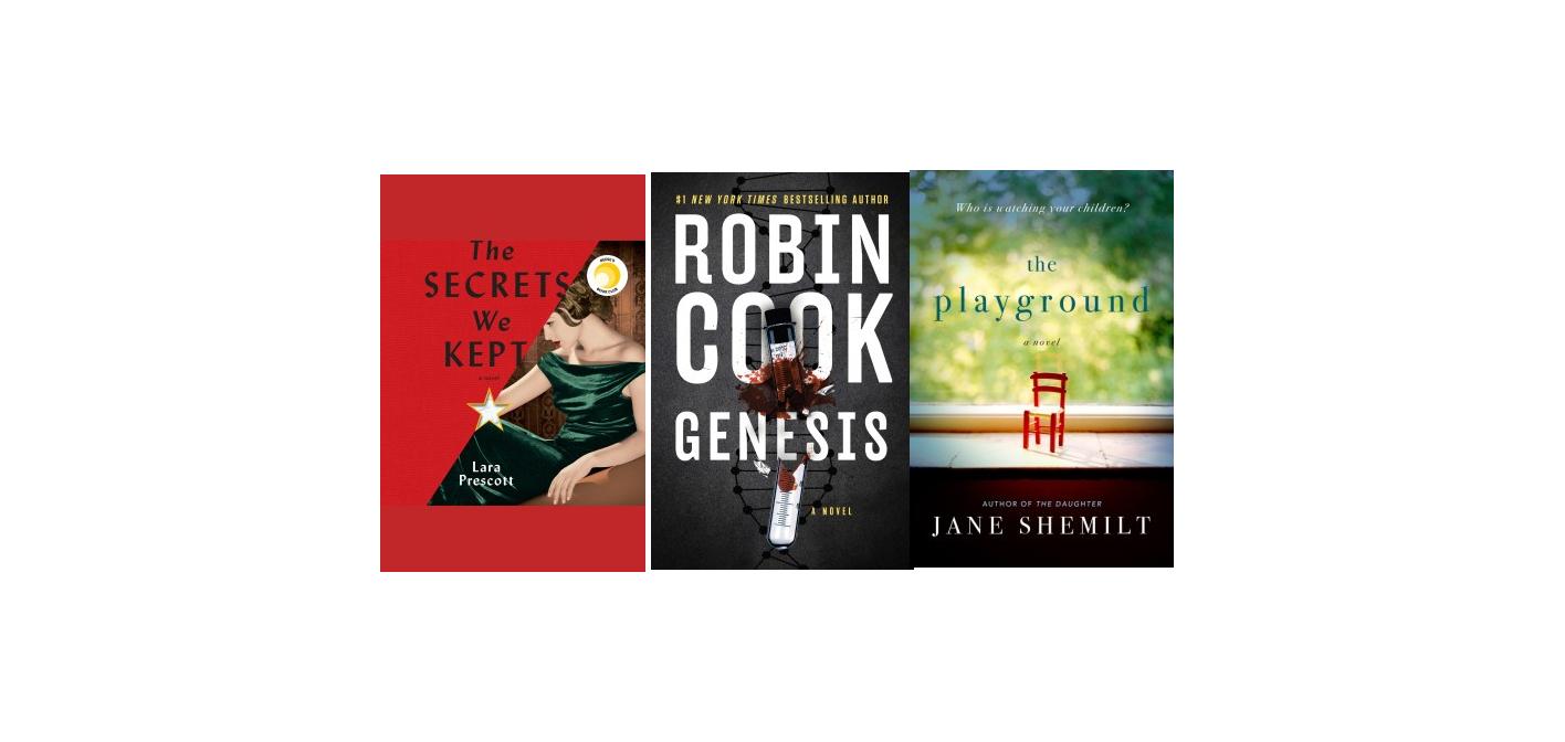 New Books for December