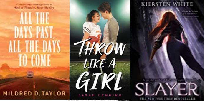 New Teen Books for February 17, 2020
