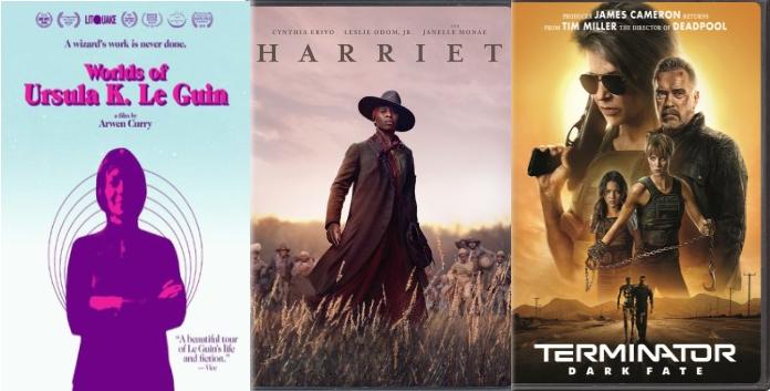New DVDs for February