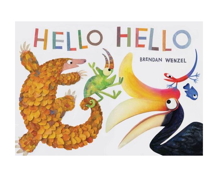 January Children's Books