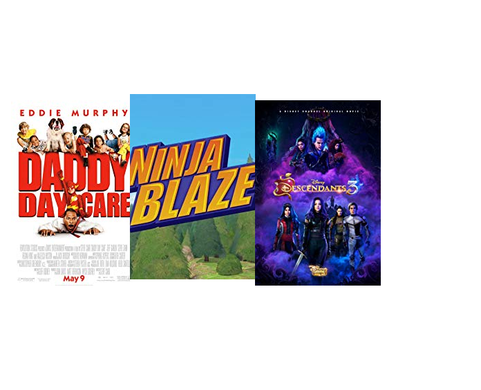 New Movies for Children