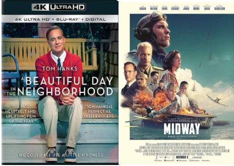 New DVDS for Feb.28