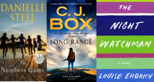 New Books for March 3