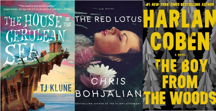 New Adult Books March 17