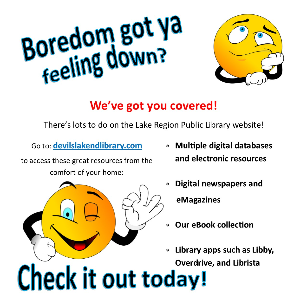 Access to Databases and Ebooks