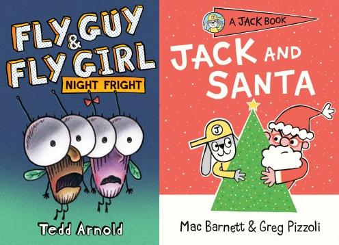 Children's Books October