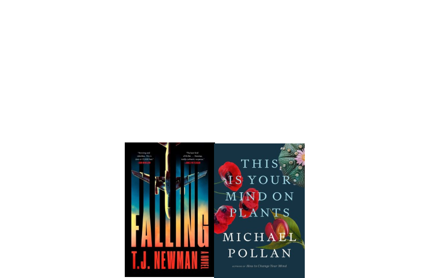 New Books  July 6